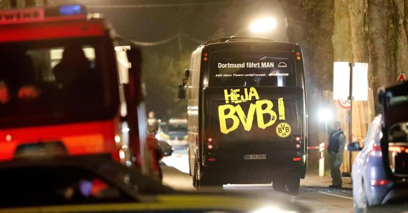 Bus del Borussia